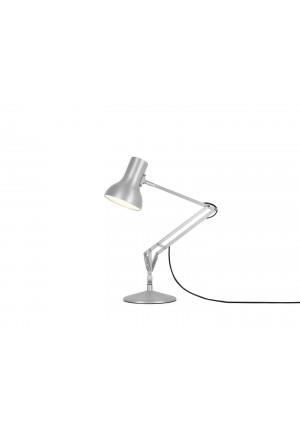 Anglepoise Type 75 Mini Metallic Desk Lamp silver