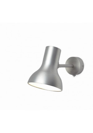 Anglepoise Type 75 Mini Metallic Wall Light silver