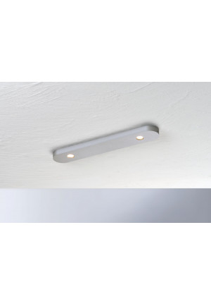 Bopp Close rectangular 2-lights black