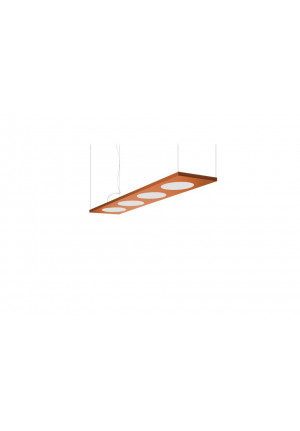 Foscarini Dolmen Sospensione orange