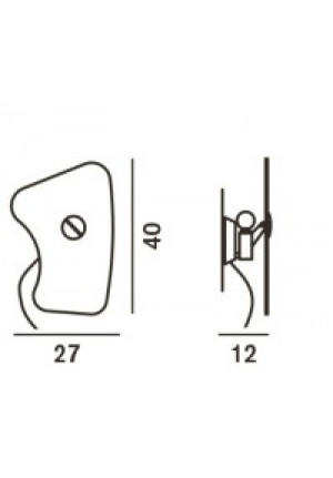 Foscarini Orbital spare part