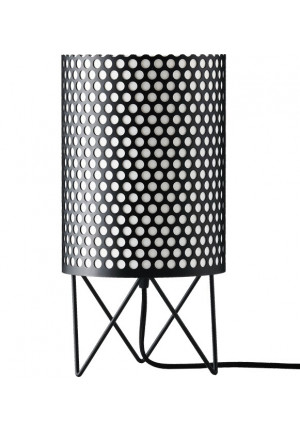 GUBI ABC Table Lamp black