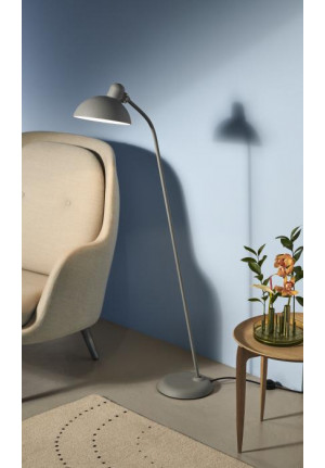 Kaiser Idell 6556-F Super Floor lamp black
