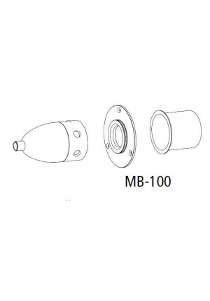 Less'n'more Athene Wall / Ceiling Light A-BDL1 accessories