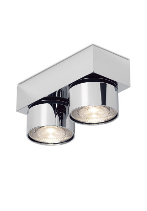 Mawa Wittenberg 4.0 ceiling lamp 2-lights LED white