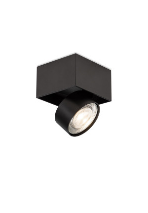 Mawa Wittenberg 4.0 ceiling lamp semi-flush LED black