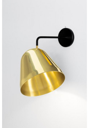 Nyta Tilt Wall Brass without cable