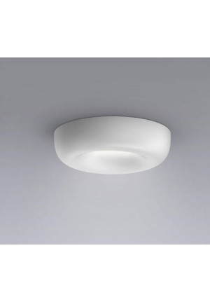 Serien Lighting Cavity Recessed L white
