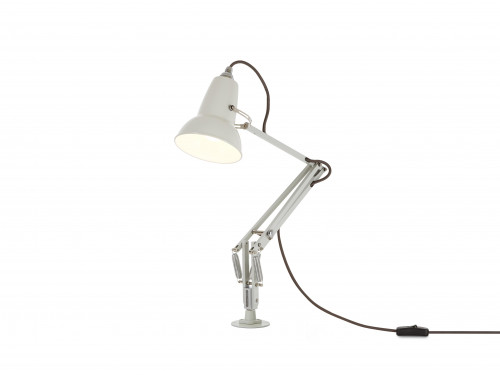 Anglepoise Original 1227 Mini Lamp with Desk Insert weiß