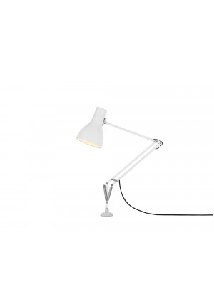 Anglepoise Type 75 Lamp with Desk Insert black