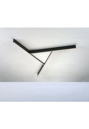 Bopp Nano Plus Comfort Ceiling Lamp 81 black