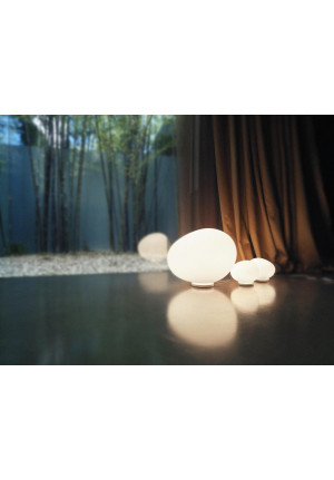 Foscarini Gregg Tavolo Grande white (back right)