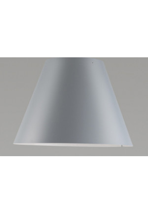 Luceplan Costanza spare shade concrete grey