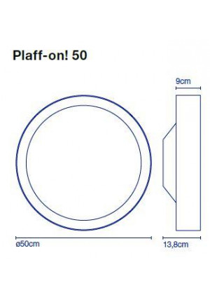 Marset Plaff-on 50 spare part