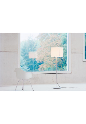 Serien Lighting Jones Floor 45 cm and 34 cm shade diameter