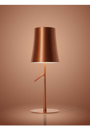 Foscarini Birdie LED Grande Tavolo copper