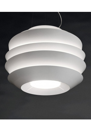 Foscarini Le Soleil Sospensione LED white