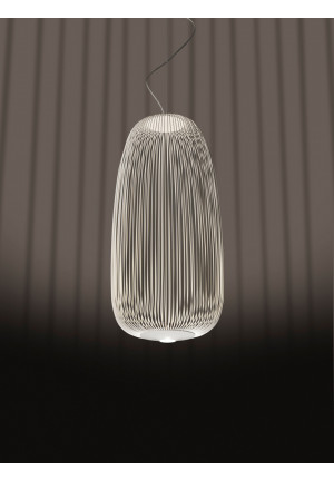 Foscarini Spokes 1 white