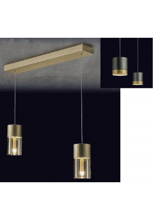 Holtkötter Aura P2 brass (platinum, reflectors brass see small picture)