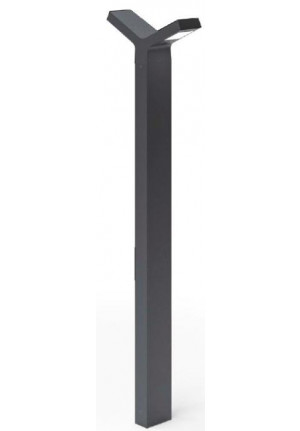 IP44.DE Yo Bollard anthracite
