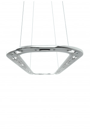 Byok Piani Lungo 96 Downlight high-gloss finish