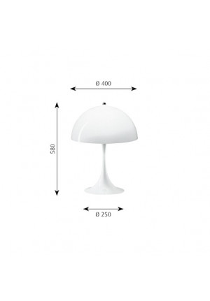 Louis Poulsen Table Lamp - Spare part