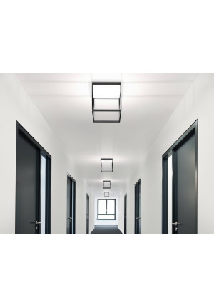Serien Lighting Reflex2 Ceiling M300 black