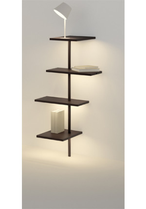 Vibia Suite 6027 chocolate