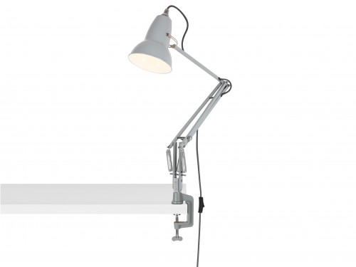 Anglepoise Original 1227 Lamp with Desk Clamp grey