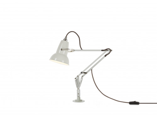 Anglepoise Original 1227 Mini Lamp with Desk Insert white