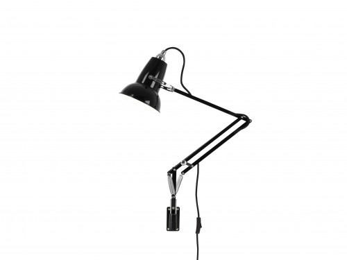 Anglepoise Original 1227 Mini Lamp with Wall Bracket black
