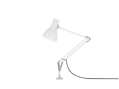 Anglepoise Type 75 Lamp with Desk Insert white