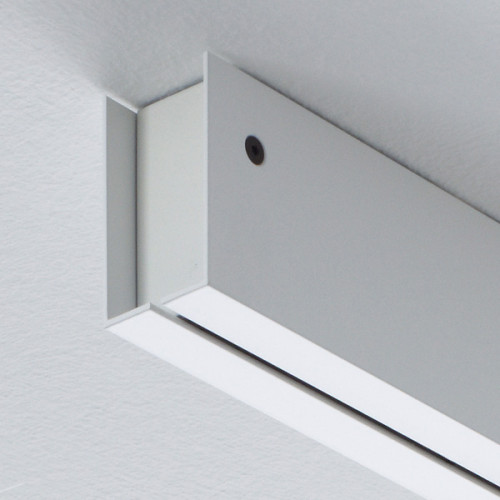 Anta ceiling rail white
