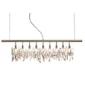 Anthologie Quartett Cellula 120 cm 9 lamps