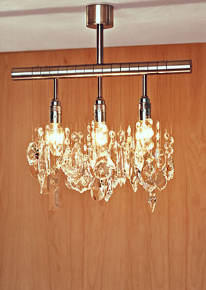Anthologie Quartett Cellula Ceiling Lamp