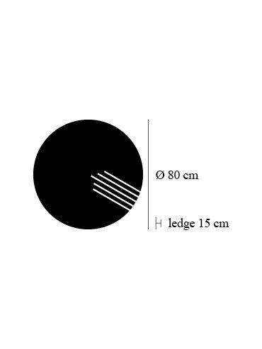 Catellani and Smith Full Moon 80 graphic