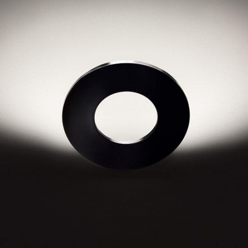 Cini & Nils Passepartout wall lamp black