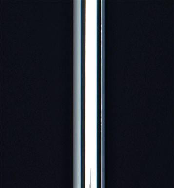 Decor Walther Pipe 1 surface chrome