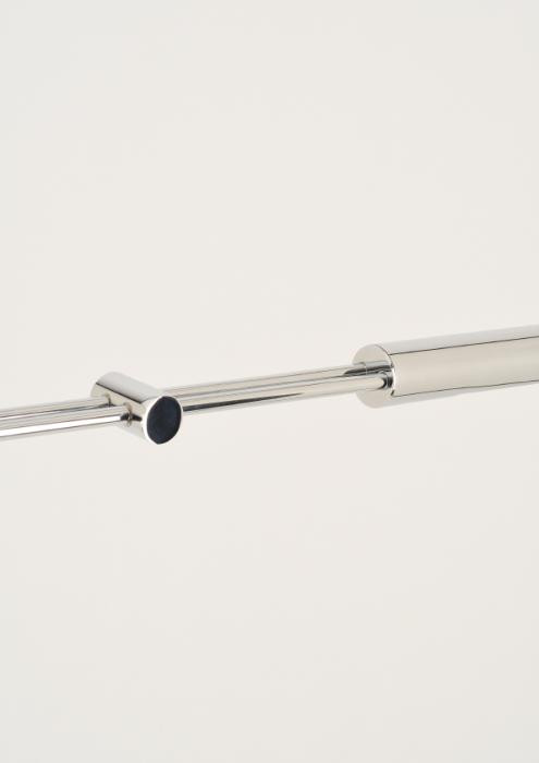 Florian Schulz Drop with adjustable weight for inclination