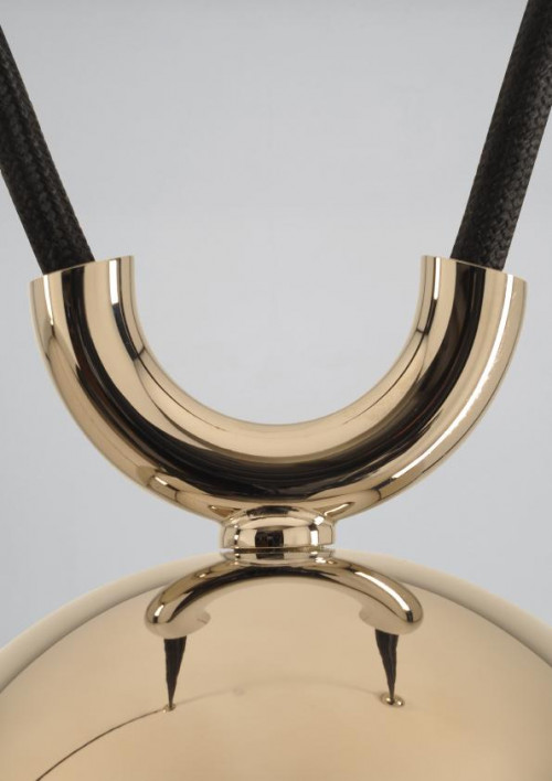 Florian Schulz Weight for Onos 55 Double Pull brass polished