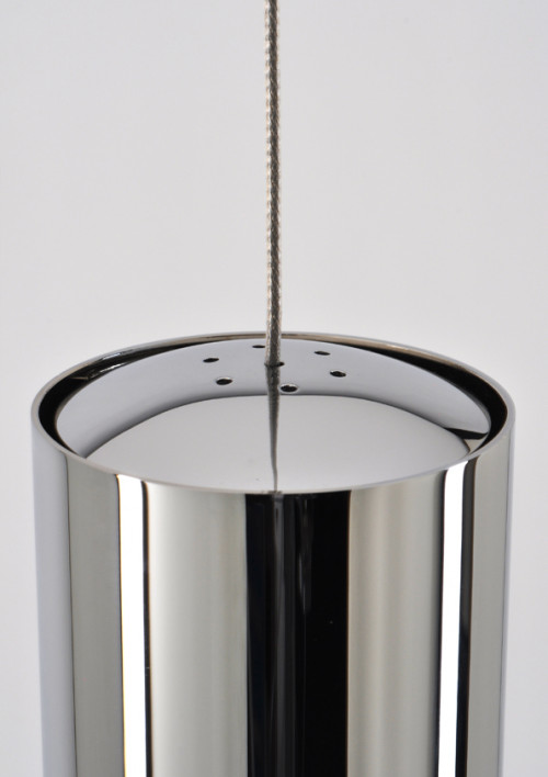 Florian Schulz P80-1 nickel-plated brass, shade from above