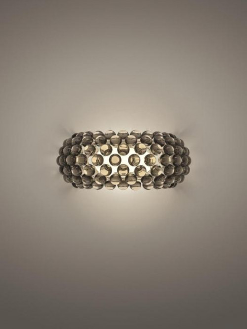 Foscarini Caboche Plus Parete Media grey
