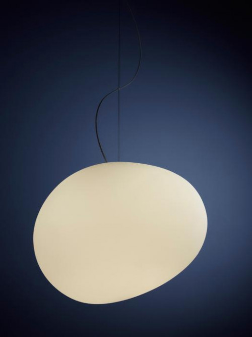Foscarini Gregg Sospensione Media white
