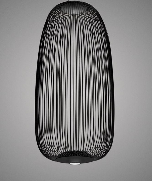 Foscarini Spokes 1 MyLight black