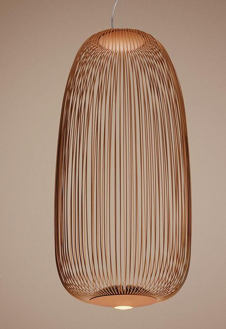 Foscarini Spokes 1 MyLight copper