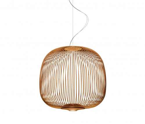 Foscarini Spokes 2 Midi MyLight copper