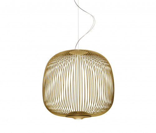 Foscarini Spokes 2 Midi MyLight gold