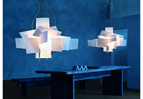 Foscarini Big Bang Sospensione white