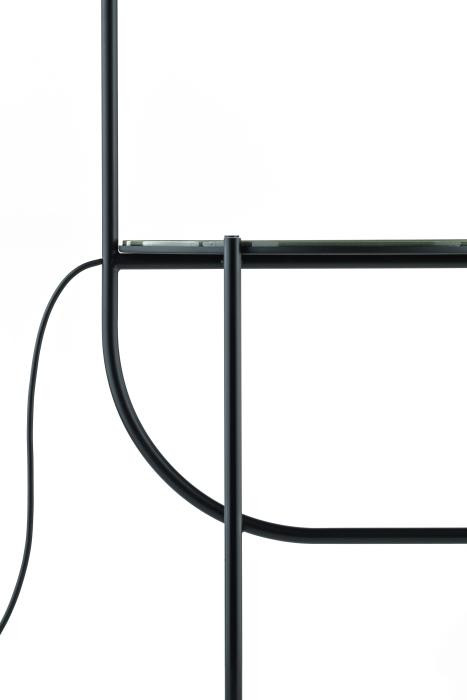 Grupa Igram Lamp and Table, table with cable