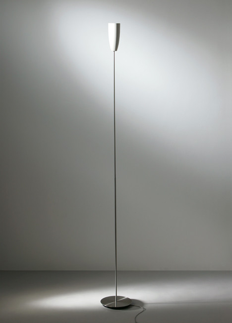 K-meral ARON Floor Lamp base stainless steel